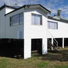 Rental info for SPACIOUS & AVAILABLE NOW! in the Rockhampton area