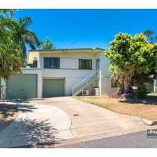 Rental info for Immaculate Frenchville Home in the Rockhampton area
