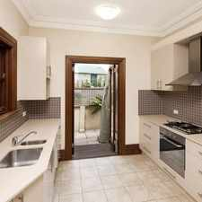 Rental info for Three Bedroom Terrace in Surry Hills - Pets Considered in the Surry Hills area