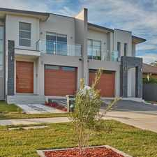 Rental info for BRAND NEW DUPLEX !!!! in the Westmead area