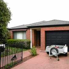 Rental info for Charming Brick Veneer Home in the Melbourne area