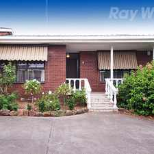 Rental info for Renovated & Ready For You! in the Brunswick West area