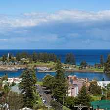 Rental info for Look at those views! in the Kiama area