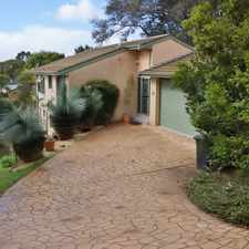 Rental info for EXECUTIVE STYLE HOME in the Wollongong area