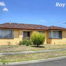 Rental info for FAMILY HOME CLOSE TO EVERYTHING! in the Melbourne area