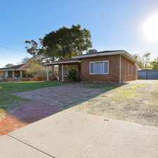 Rental info for IDEAL FAMILY HOME....NOW $295 PW