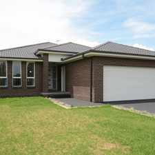 Rental info for 12 MONTH LEASE, APPLY VIA 1FORM.COM, PETS ON APPLICATION, INSPECTION TIMES WILL BE ADVERTISED in the Cessnock area