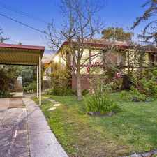 Rental info for EXCEPTIONAL LOCATION in the Melbourne area
