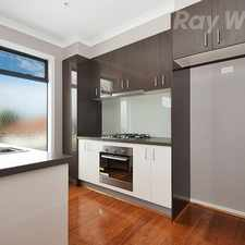 Rental info for Style and lifestyle! in the Coburg North area