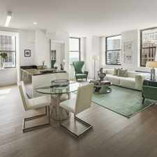 Rental info for 65 Pine St in the New York area
