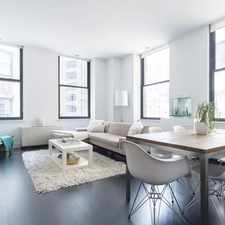 Rental info for 30 Exchange Place in the New York area