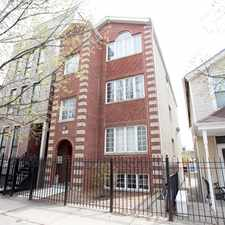 Rental info for 948 North Wolcott Avenue in the East Ukrainian Village area