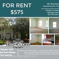Rental info for 661 Sheridan Court