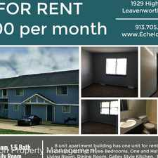 Rental info for 1915-1929 High Dr - 1929 High Drive