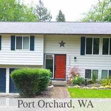 Rental info for Port Orchard - Come And See This One.