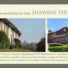 Rental info for Shawnee Terrace Is Minutes From West Virginia W...