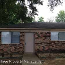Rental info for 1501 Bean St
