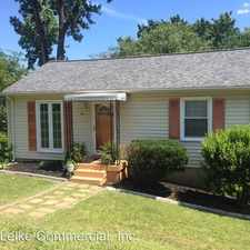 Rental info for 935 S 13th Court