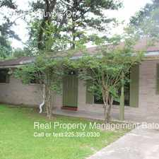 Rental info for 9654 Governor Beauvois Dr.