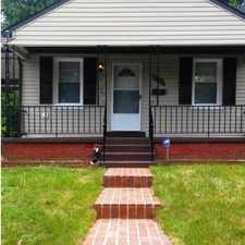 Rental info for *WOW! Up to $5,000 BONUS!* ~1302 Nome St~ (20743-Capitol Hts-Chapel Oaks) 2Bd/1.3Ba SF House Recently Updated for Rent-To-Own $1,450.00/mo in the Deanwood area