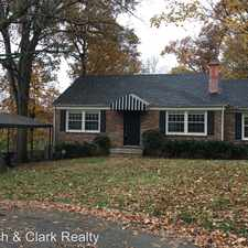 Rental info for 424 Alden Ct in the Hillwood area