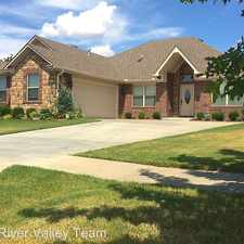Rental info for 6201 Red Cedar Circle in the 72903 area