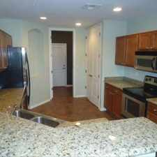 Rental info for Great Townhouse With A Southwest Flavor In Cave...