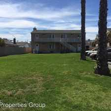 Rental info for 3136 Nimitz Blvd. in the Point Loma Heights area