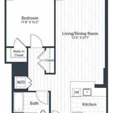 Rental info for $6480 1 bedroom Apartment in Jersey City in the Jersey City area