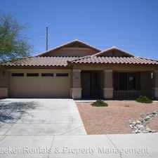 Rental info for 2872 S 162nd Ln
