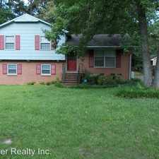 Rental info for 6632 Lynmont Drive in the Idlewild South area