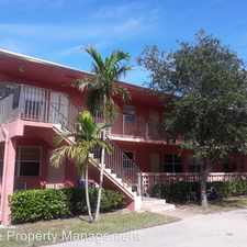 Rental info for 1106 South L St - 6 in the Lake Worth area