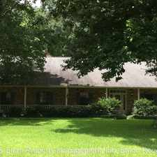 Rental info for 1128 Marc Antony Dr. in the Baton Rouge area