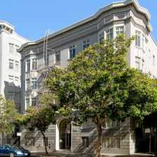 Rental info for 666 O Farrell #24 - Large Studio- 2 WEEKS FREE in the Lower Nob Hill area