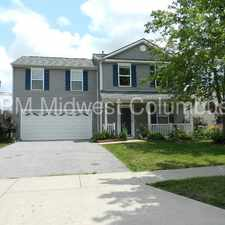 Rental info for Canal Winchester Home in Canal Highlands
