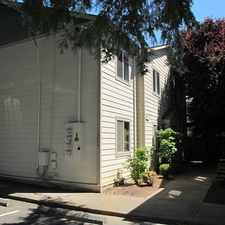 Rental info for 12004 SE Bush St #D in the Pleasant Valley area