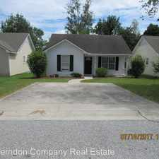 Rental info for 1606 Spring Meadow Circle in the Valdosta area