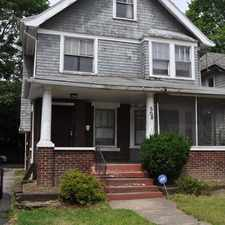 Rental info for 508 Eddy Road in the Glenville area
