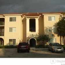 Rental info for $1350 1 bedroom Apartment in Pembroke Pines in the Hollywood area