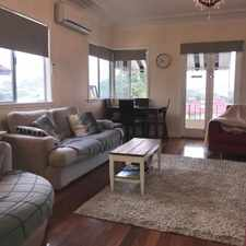 Rental info for LARGE RENOVATED FAMILY HOME IN QUIET STREET in the Brisbane area
