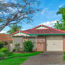 Rental info for Practical - quiet pocket and very convenient ... in the Brisbane area