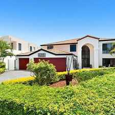 Rental info for MODERN, FURNISHED HOUSE WITH POOL AND PONTOON - GOLF BUGGY INCLUDED in the Gold Coast area
