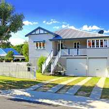 Rental info for Immaculate Home On THE RANGE! in the Rockhampton City area