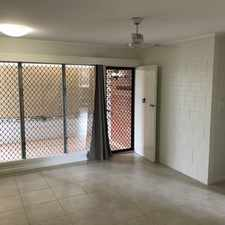 Rental info for Newly painted, tiled with a brand new kitchen! in the Heatley area