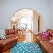 Rental info for DEPOSIT TAKEN - Classic Two Bedroom Terrace With Spectacular Garden