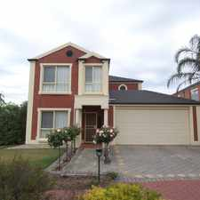 Rental info for Delightfully Spacious Executive Residence in the Adelaide area