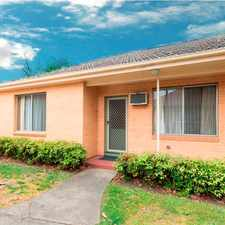 Rental info for Two Bedroom Unit next to St John of God Hospital in the Ballarat area