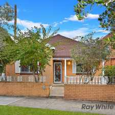 Rental info for Open Inspection - Saturday 16/09/2017 between 12.00 - 12.15 PM in the Kingsford area