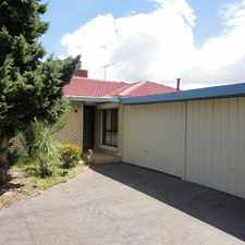 Rental info for Live Close To All Amenities in the Werribee area