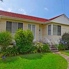 Rental info for Central Cottage in the Kiama area